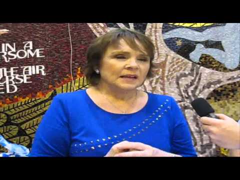 Irish Winners' Tour 2012: Interview with Dana (Winner 1970, Ireland)