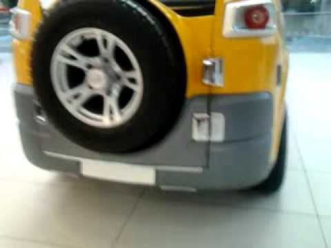 DC Car Showroom In Hyderabad