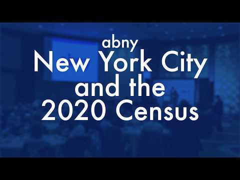 ABNY Presents: NYC & The 2020 Census Video