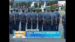 BT: Panayam kay Usec. Epimaco Densing III, DILG