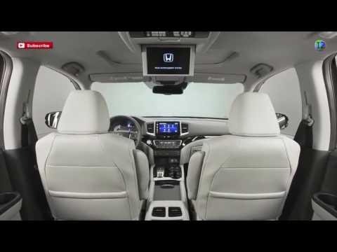 2017 Honda Pilot Review UAE
