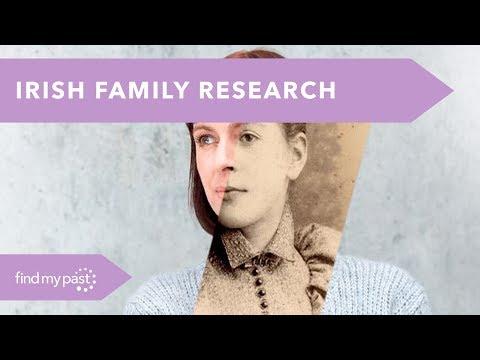Secrets To Successful Irish Family Research | Masterclass | Findmypast