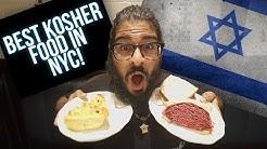 BEST KOSHER FOOD IN NEW YORK CITY? - Top 5 Kosher restaurants in NYC
