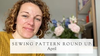 Sewing Pattern Releases || April 2021 || The Fold Line