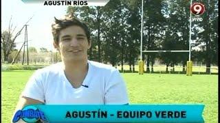 Conociendo un poco más a Agustín (29-09-2015)