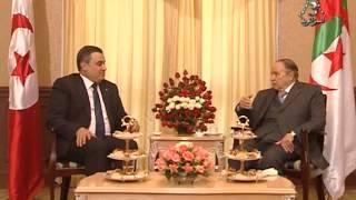 bouteflika reçoit premier ministre tunisien- 2014-بوتفليقة يستقبل رئيس الوزراء التونسي