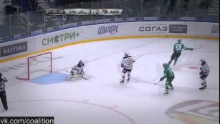 Гол Слепышева [hockey vine]