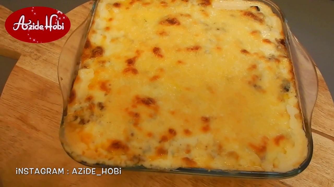 Beyaz Peynirli Fırında Makarna Videosu
