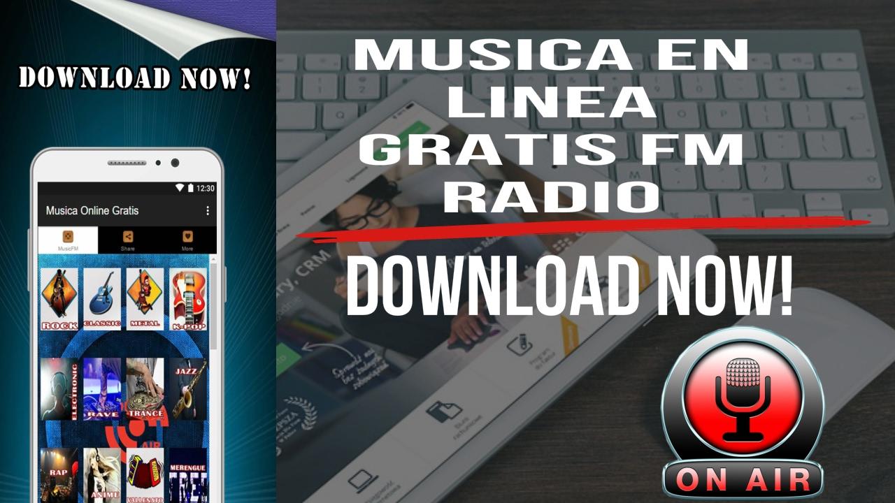 Musica En Linea Gratis Musica Por Internet Gratis Radios En Vivo Youtube