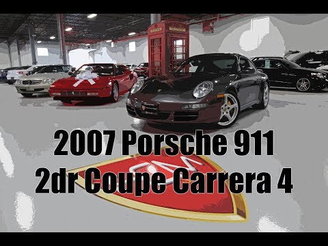 Used Porsche 911 Addison Illinois - First Class Motors Direct