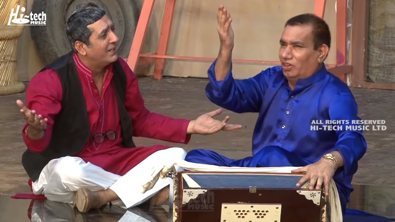 Download Shadi Magar Aadhi | Iftikhar Thakurs, Chinyoti & Khushboo | 2020 New Pomo Punjabi Comedy Stage Drama