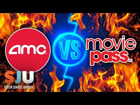 MoviePass is Going to War With AMC - SJU
