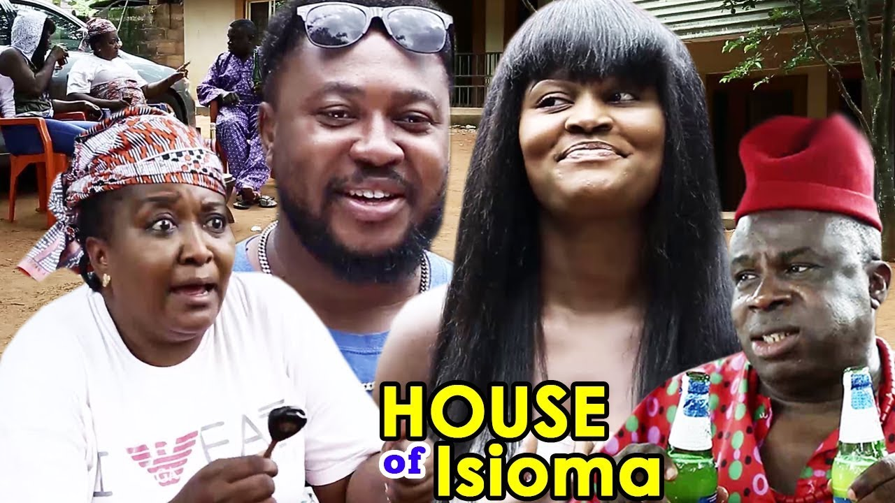 Download House Of Isioma Season 4 - 2018 New Nigerian Nollywood Comedy Movie Full HD