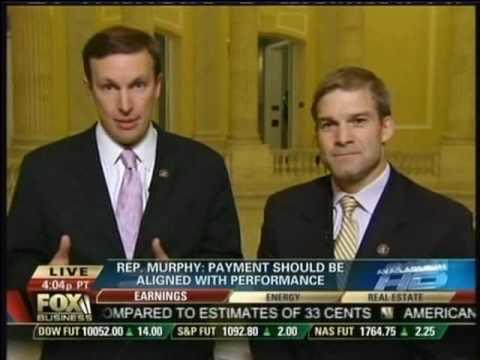 Rep. Jordan on Executive Pay - Fox Business
