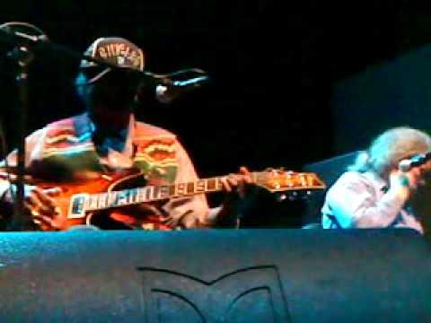 David Honeyboy Edwards - Catfish Blues - Norwich Arts Centre - 01/10/2009