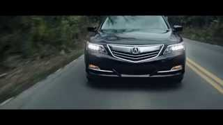 Acura 2014 RLX The Other Road Commercial