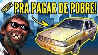5 CARROS pra PAGAR de P0BRE! (Parte 2)