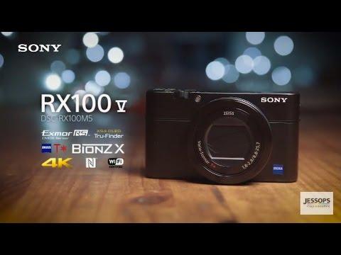 Sony Cyber-shot DSC-RX100 IV Digital Camera - Jessops