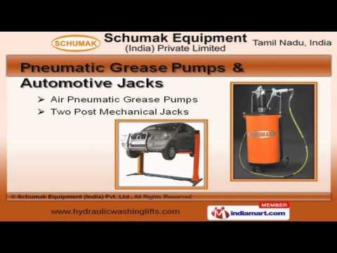 Automobile Garage Equipment By Schumak Equipment (India) Pvt. Ltd., Coimbatore