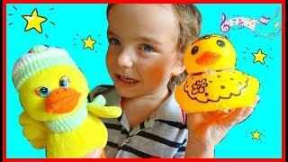 Makar and song  Five Little Ducks