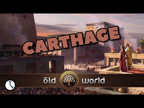 Old World - Carthage - Tutorial