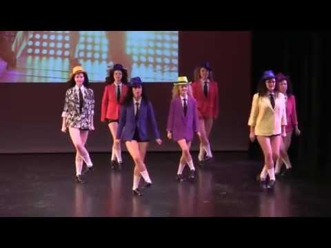 Uptown Funk - Fraser Valley Irish Dance Association - Featuring the Sionnaine Irish Dance Academy