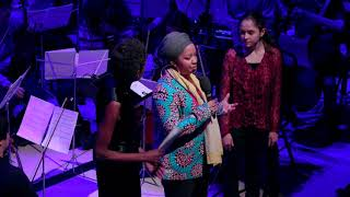 Interview - Courtney Bryan, Helga Davis, & Face the Music's Isabella Carucci