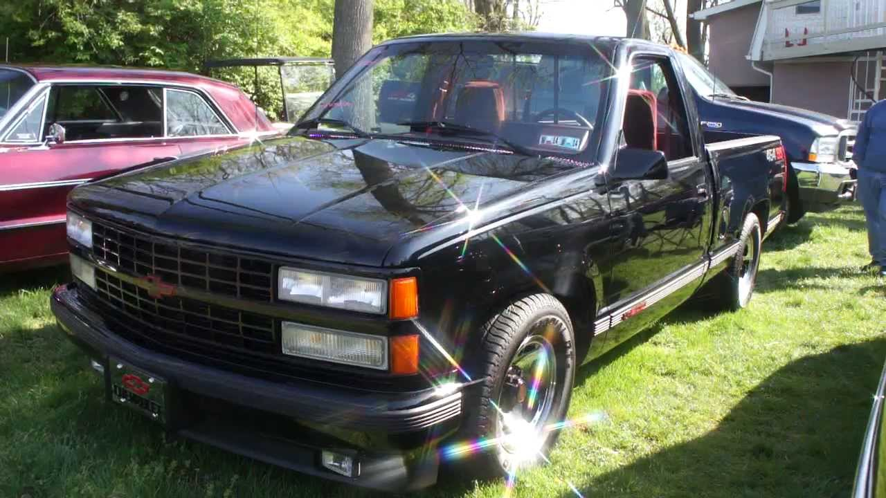 1990 Chevrolet C1500 Ss 454 Pick Up For Sale Only 10 600