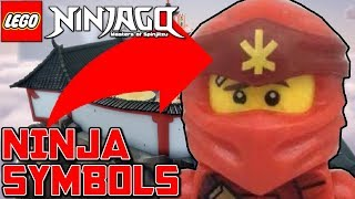 ALL NINJAGO NINJA SYMBOLS EXPLAINED! 🤔
