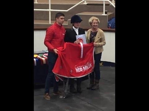 Irish Pony Club Eventing Championships Tattersalls 2017 Victoria Smith