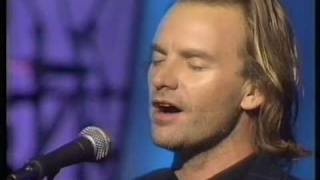 VHQ(VS) Sting - Someone to Watch Over Me