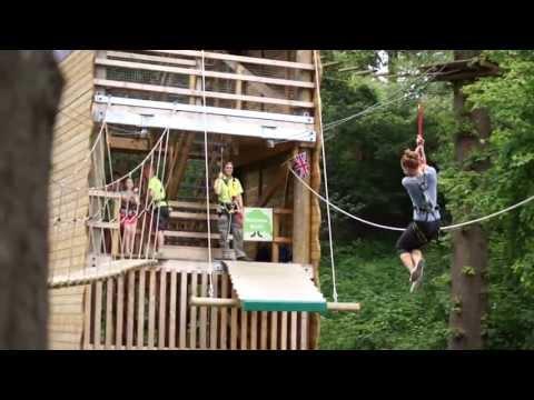 Treetop Trek Aerial Adventure 10