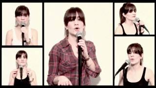 Ke$ha-TiK ToK (Maria Zouroudis acapella cover)