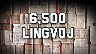 6,500 Lingvoj