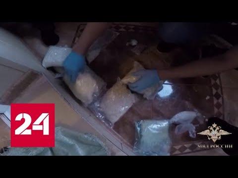 В Нижегородской области задержана преступная группировка - Россия 24