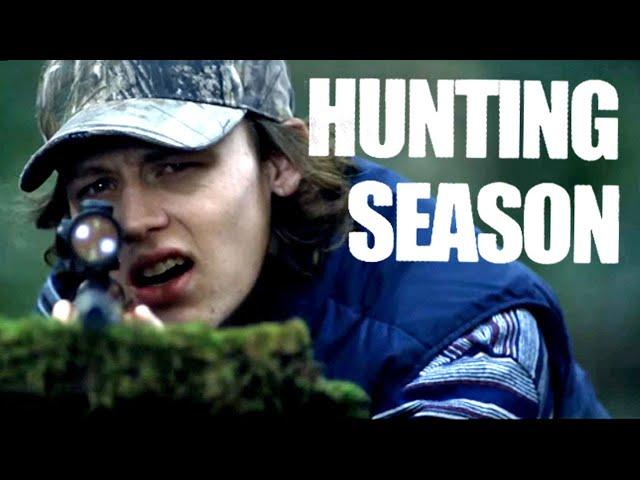Hunting Season (Actionfilm, Thriller in voller Länge auf Deutsch, ganze Filme Deutsch)
