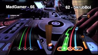 DJ Hero 2 - Battle Mix Endless Setlist (Expert)