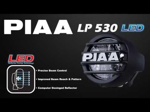 PIAA 530 LED Light Technology