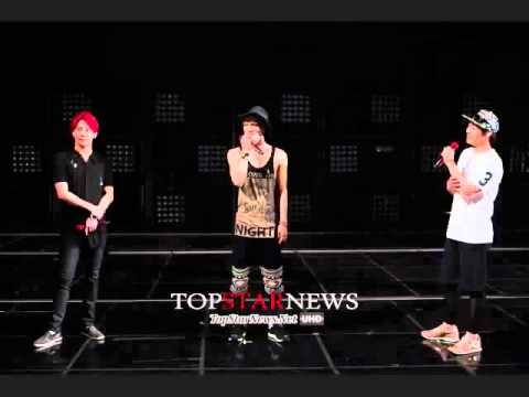 【AUDIO 】 JYJ The Return of the King in Beijing