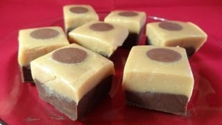 Reese's Peanut Butter Cup Fudge -with yoyomax12