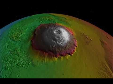 Descubren el Volcán más Grande del Mundo