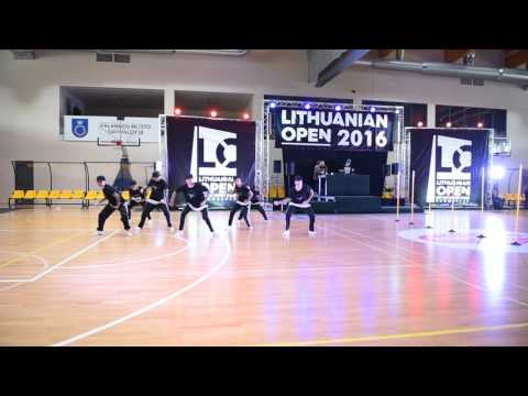 Insane | Adults Small Group | Lithuania Open 2016