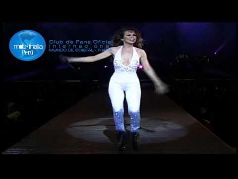 Thalia - Gracias A Dios Live Concert Peru 1997