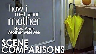 How I Met Your Mother | How Your Mother Met Me - scene comparisons