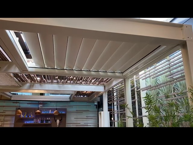SLIDING GLASS I SKYROOF PRESTIGE