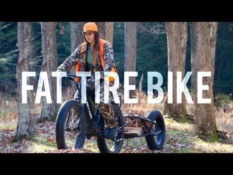 Electric Bike | Fat Tire Bike | QuietKat Review