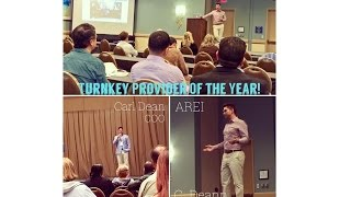 carl dean think realty turnkey provider of the year long beach