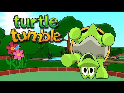 turtle tumble - a fun twist on mini golf (hd)
