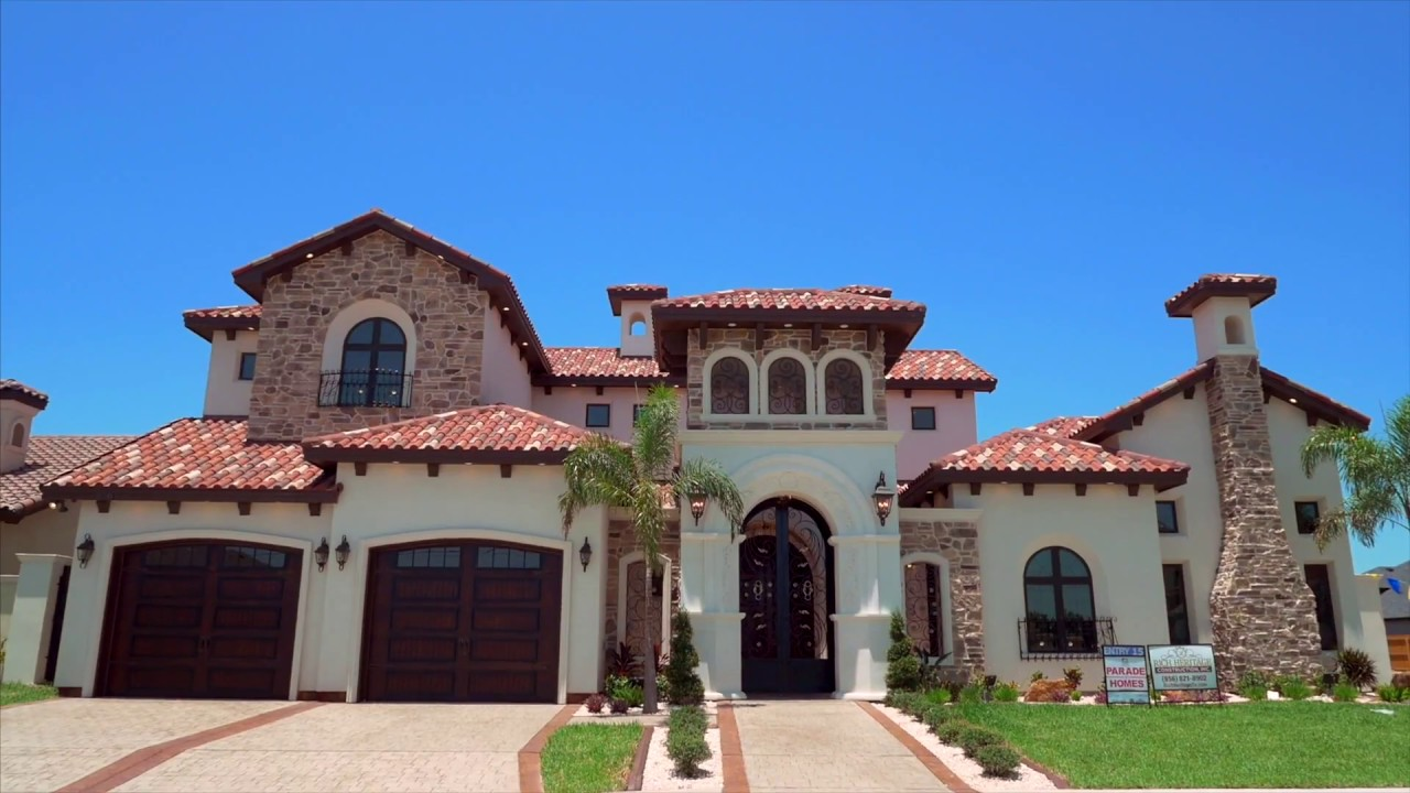 New Home Construction In Mcallen Tx