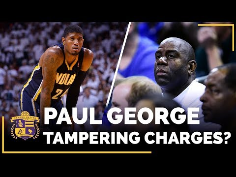 Lakers, Paul George NBA Tampering Investigation